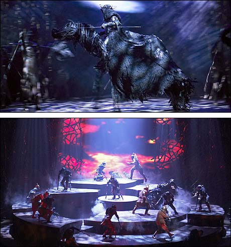 Lord of the Rings: The Musical (Helms Deep)
