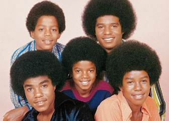 The Jackson 5 - Courtesy of Wikipedia!