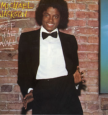 Michael Jackson - Off The Wall -- First adult solo album, courtesy of Wikipedia
