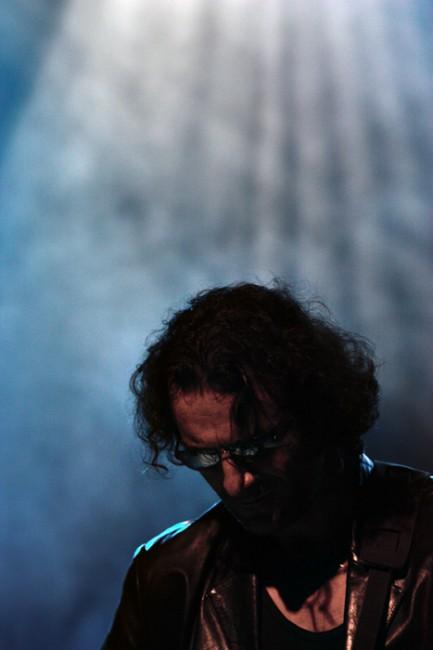The Italian Guitarist... in colour!