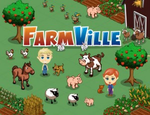 FarmVille logo -- copyright Zynga Inc.!