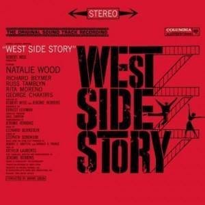 West Side Story, the musical remake of Romeo and Juliet, by Bernstein and Sondheim