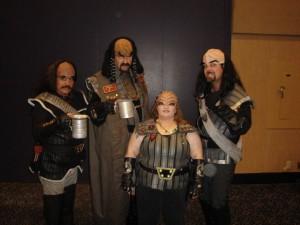 Befriend other geeks - Star Trek convention, stolen from Wikipedia.