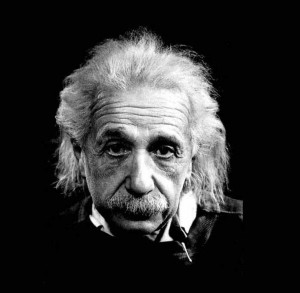 Become an expert. Albert Einstein -- genius.