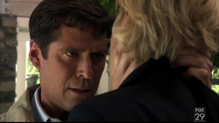This is Alexis Denisof, playing the Senator. I thought he was surprisingly good/strong, thus the screencap.