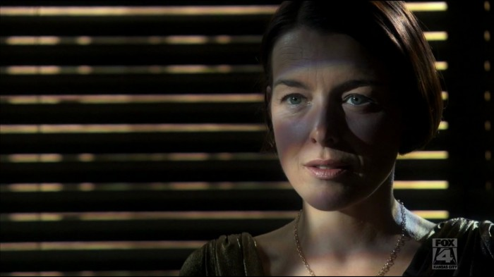 Olivia Williams (DeWitt) looking really quite pretty in Dollhouse