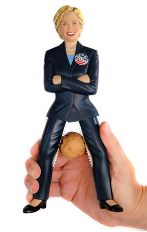 ... the Hilary Clinton nut-cracker... (Sorry, it was the best image I could find...)