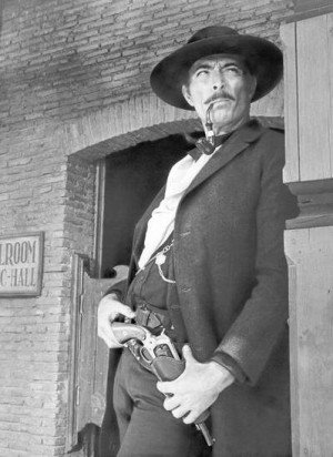 The Bad (Angel Eyes)... Lee Van Cleef
