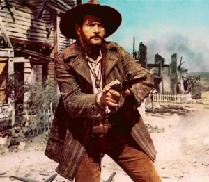 The Ugly (Tuco)... Eli Wallach