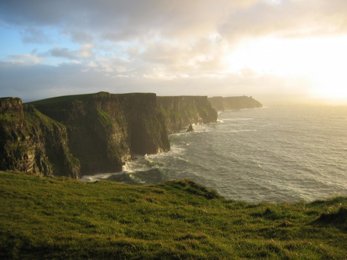Cliffs of Moher, not taken by Seb