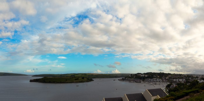 Kinsale panorama